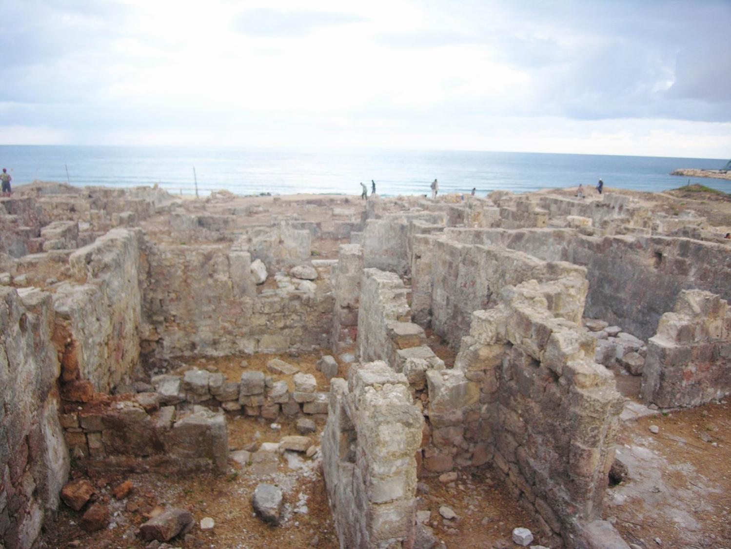 badania archeologiczne Liban