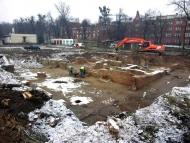 wykopaliska Gdańsk; pomorskie