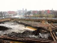 badania archeologiczne Gdańsk; pomorskie