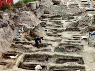 badania archeologiczne Starogard Gdanski