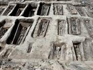 wykopaliska Starogard Gdanski
