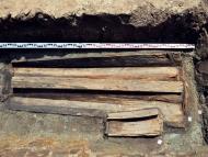 wykopaliska w Starogaedzie na Pomorzu