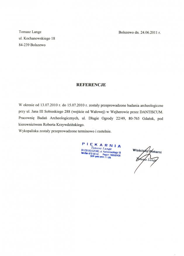 Referencje - Lange - Wejherowo_2
